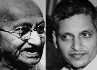 godse about gandhiji book release