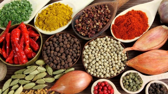 harmful pesticides in spices