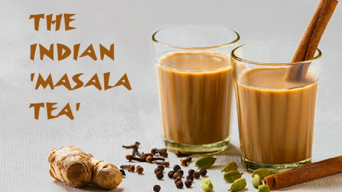 health benefits of drinking masala tea recipe