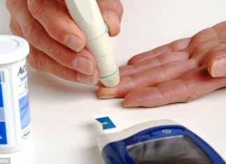 how to diagnose TYPE 2 DIABETES