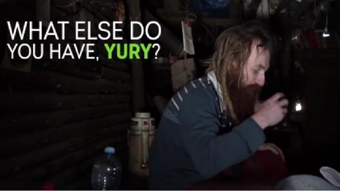 lawyer yuri living in hobbit hole