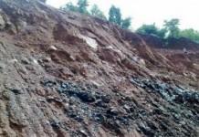 landslide in manakkad