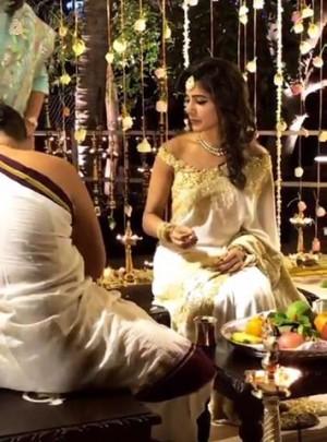 nagachaithanya samantha engagement photos
