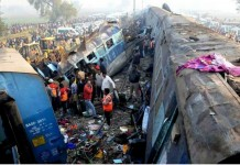 pakistan behind kanpur train tragedy
