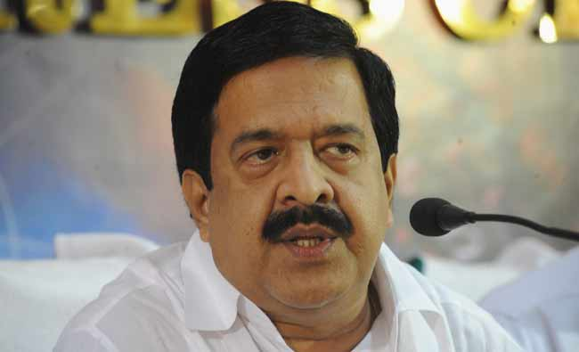 chennithala chennithala against speaker chief minister intolerance on opposition