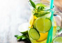 health drink to get rid of belly fat