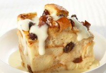 recipe of bread pudding