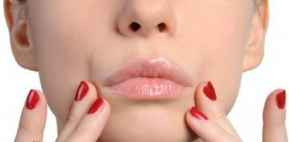 remove upperlip hair home remedy