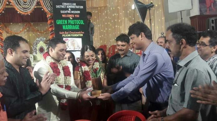 roopesh shilpa marriage haritha marga rekha