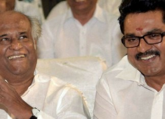 sarathkumar against rajanikanth
