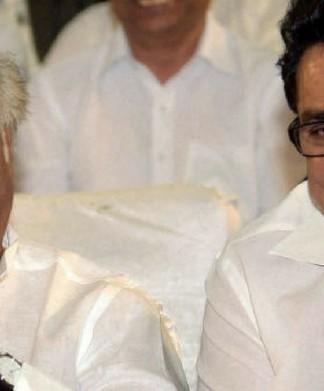sarathkumar against rajanikanth