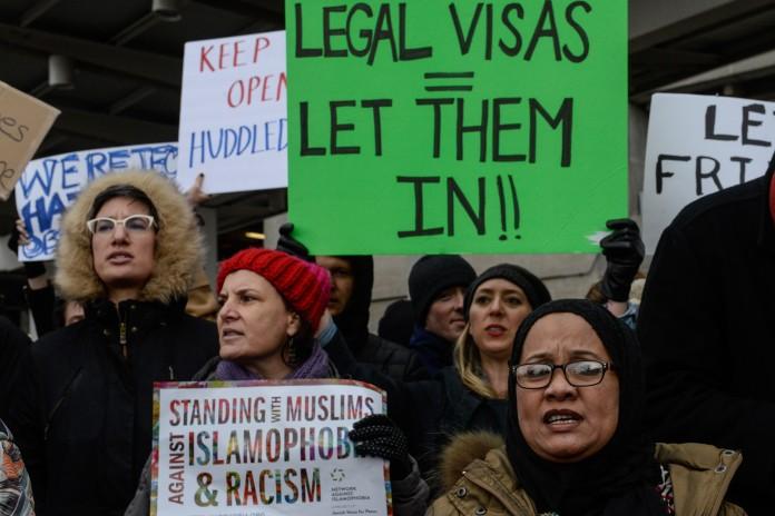 U S imigrants