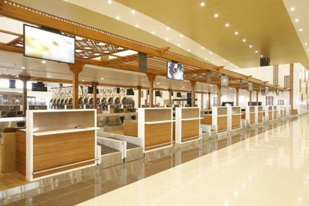 inside pics kochi international airport terminal 3