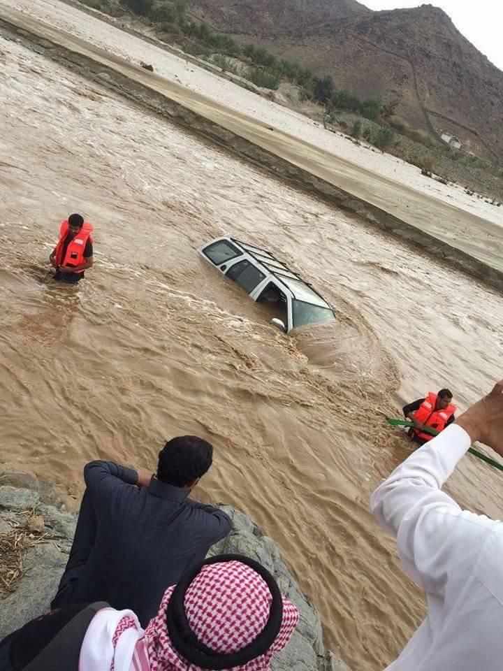 saudi flood