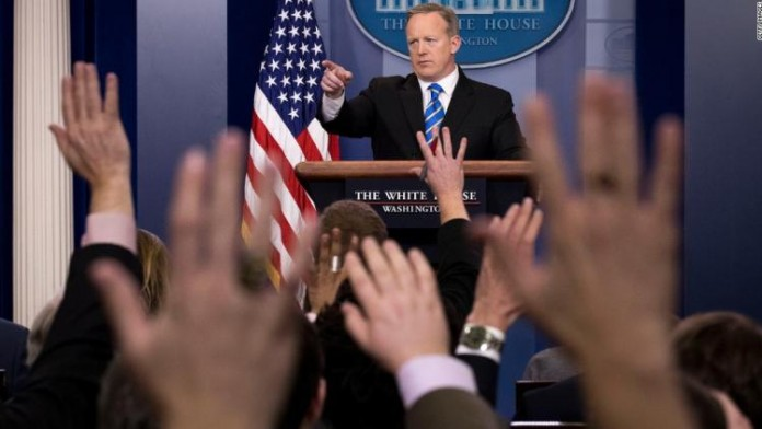 us media gets ban in whitehouse