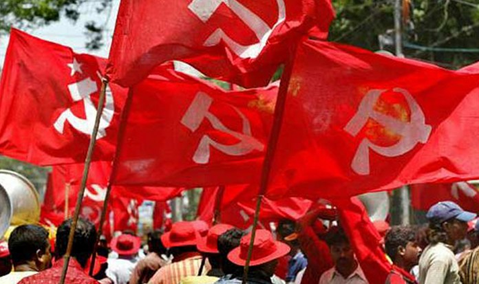 LDF ldf march rajbhavan against slaughter ban