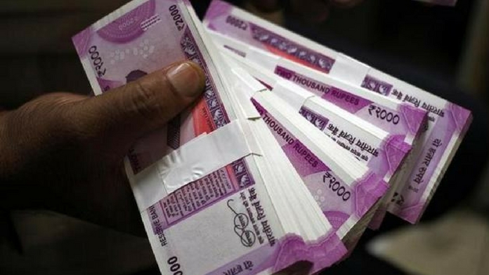 black money seized in thaliparambu 20 lakhs hawala money