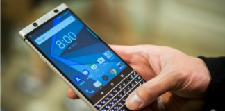 blackberry makes a comeback