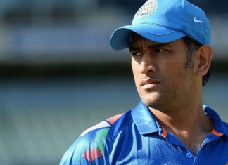 dhoni resigned pune captiancy