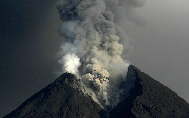 chance of volcanic eruption in india says scientists