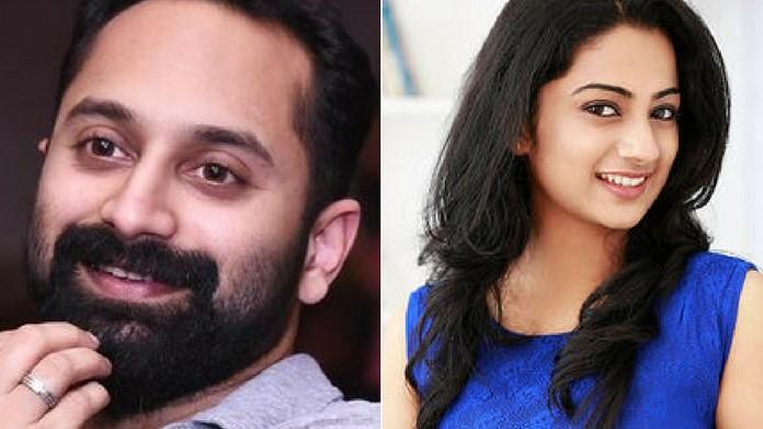fahadh fasil namitha promod unites for role model film