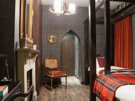 harry potter themed hotel rooms in london