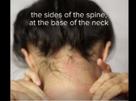 pressure points for headache remedies