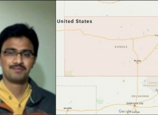 indian shot dead at america