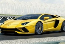 lambhorgini avantador S to launch on march 3