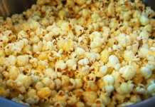 make popcorn easily at home
