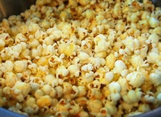 make popcorn easily at home