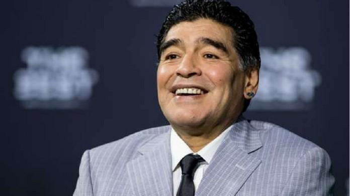 maradona becomes fifa ambassador