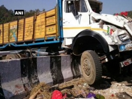 meghalaya truck accident killed 16