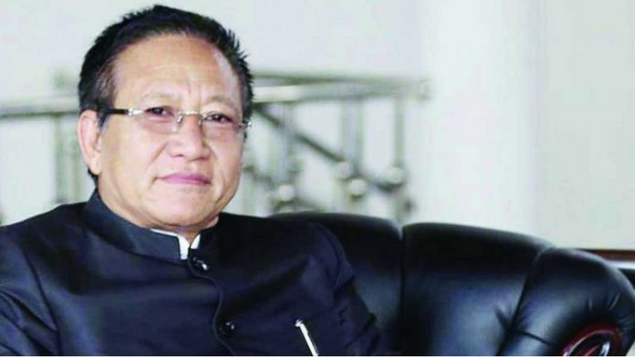 nagaland chief minister resigned