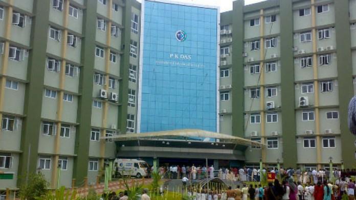 p k das hospital