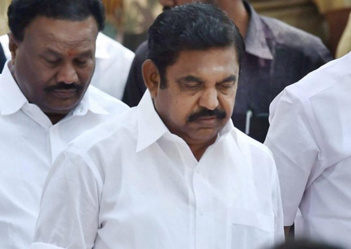 palaniswami palaniswami and ministers meeting