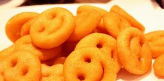 potato smiles recipe