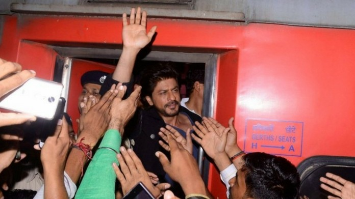 riot case against shah rukh khan