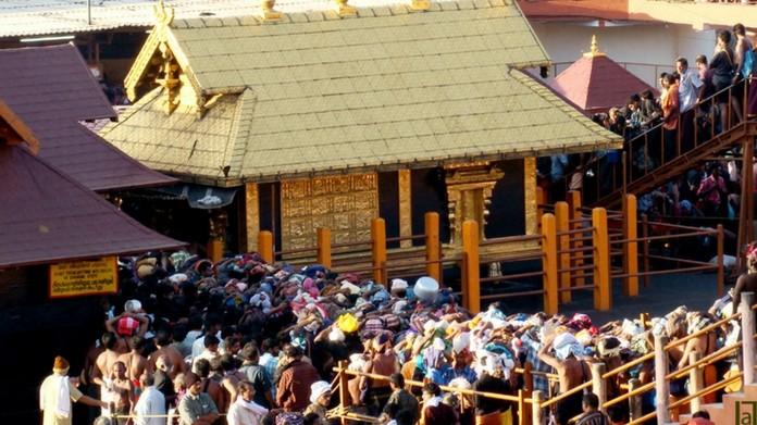 sabarimala women entry case