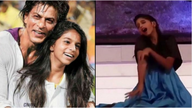 SRK's Daughter Suhana's Superb Performance in Her School Drama