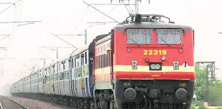 train hind app launches