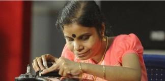 vaikom vijayalakshmi to set world record