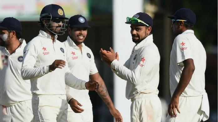 virat kohli century in hyderabad cricket test indian test cricket team against australia
