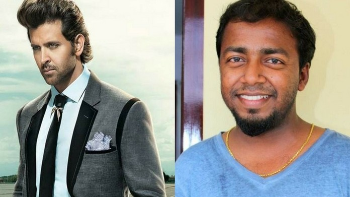 vishnu unnikrishnan to meet original hrithik roshan today