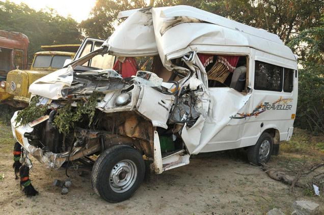 accident at kanyakumari