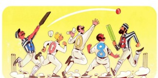 140th anniversary of first test match