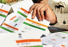 aadhar not mandatory says sc