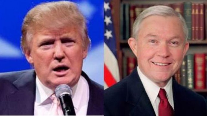 trump supports jeff sessions