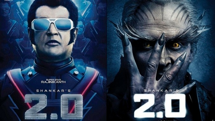 Rajinikanth's 2.0 breaks record with Rs 110 cr satellite rights
