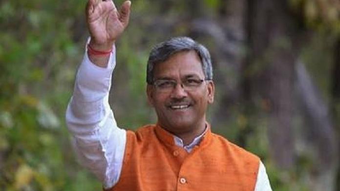 Trivedi to sworn in as Uttarakhand chief minister tomorrow